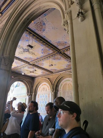 Real New York Tours: Some of our tour group