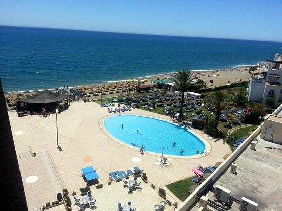 VIK Gran Hotel Costa del Sol : room with a view