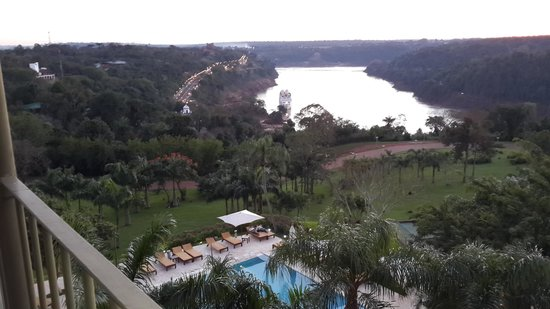 Panoramic Grand: vista de nuestro balcón hab.403