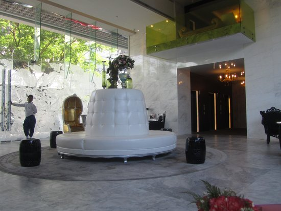 Hua Chang Heritage Hotel : Reception