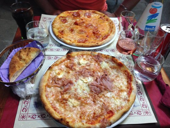 Image result for al faro pizza jewish quarter venice