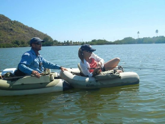 My first tarpon picture of antigua fly fishing light for Fly fishing charters