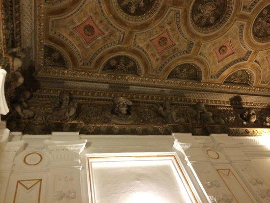 Hotel Traiano : sala riservata per la colazione