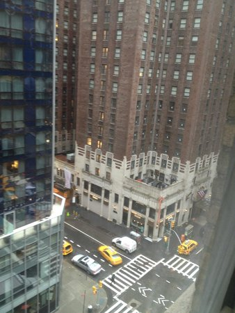 InterContinental New York Barclay: View from room