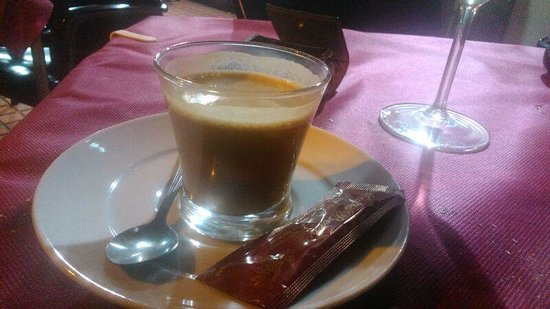 Meson El Galgo S.c.p.: cafelito para la sobremesa