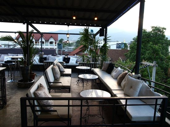 Oasis Rooftop Garden Bar Chiang Mai All You Need To Know Before Go Updated 2018 Thailand Tripadvisor