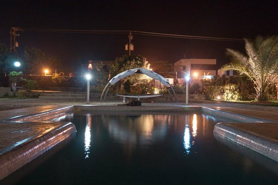 Posada Paraiso: la piscina