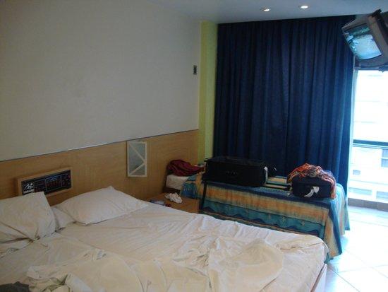 Ibiza Copacabana Hotel: muito bommm