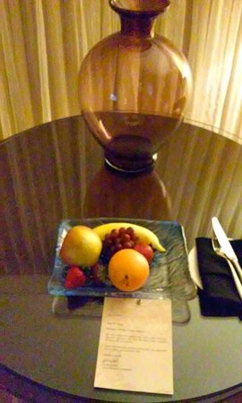 The Ritz-Carlton, Atlanta: Fruit Plate