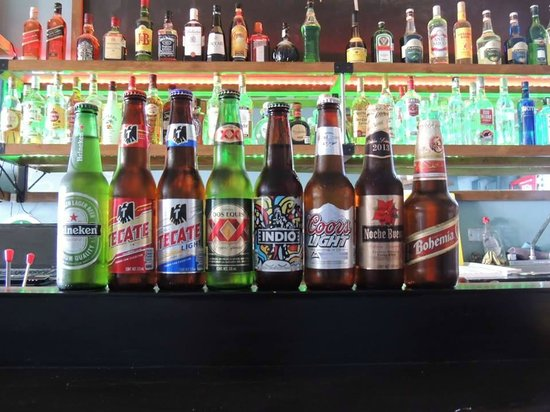 Cervezas Tecate Picture Of Km 0 La Paz Tripadvisor