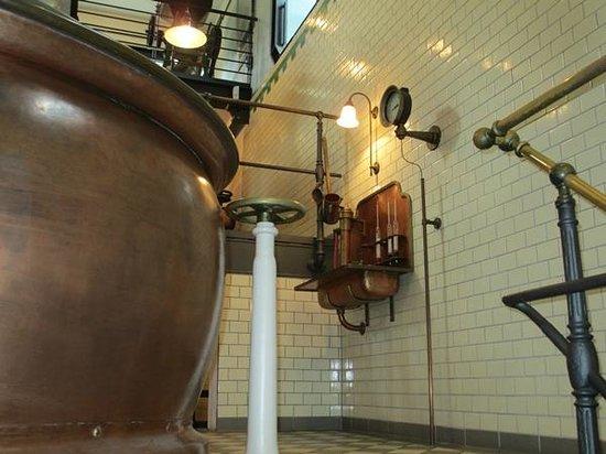 Deutsches Technikmuseum Berlin: Bryggeri