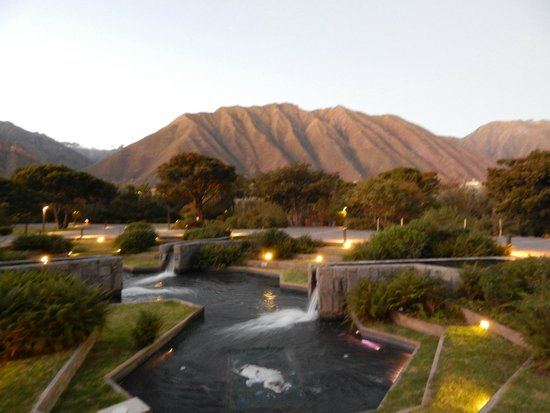 Tambo del Inka, a Luxury Collection Resort & Spa: Mountain view from room