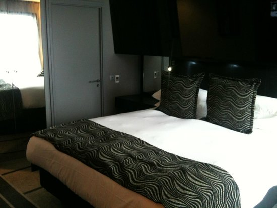 Crowne Plaza Manchester City Centre: Club King room