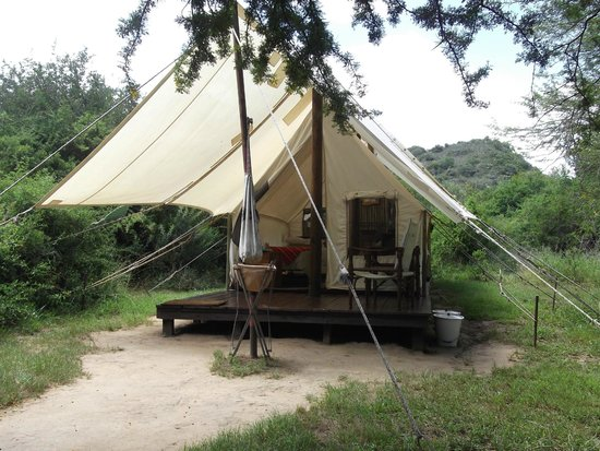 Amakhala Quatermain's Camp: tenda
