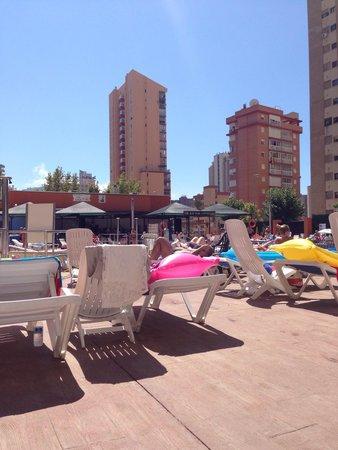 MedPlaya Hotel Rio Park: Pool view