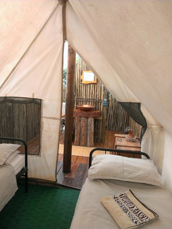 Quatermains 1920s Safari Camp : tenda