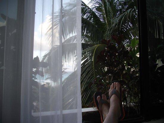 Grand Oasis Sens: Just relaxing in room