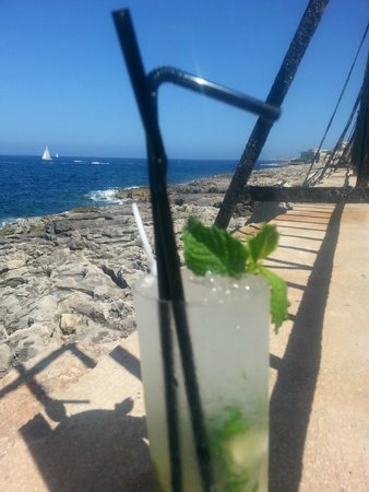 Radisson Blu Resort, Malta St Julian's: Coconut Mojito! Yum!!
