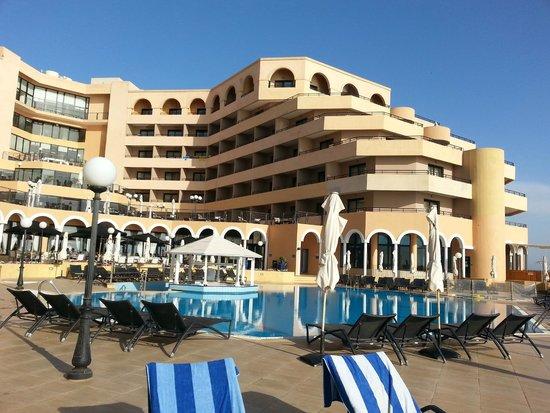 Radisson Blu Resort, Malta St Julian's: Main pool