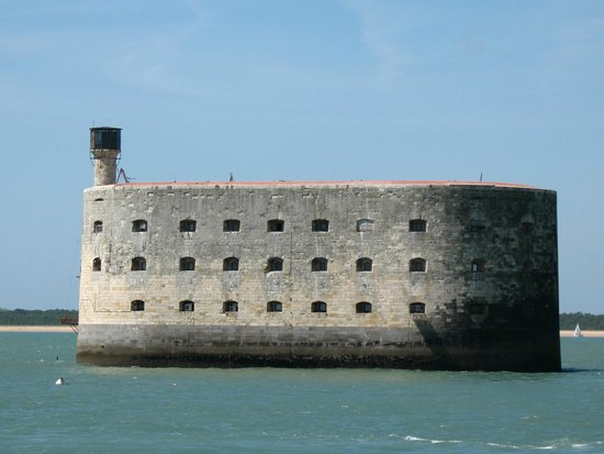 Apart'Hotel L'Escale Marine : fort boyard