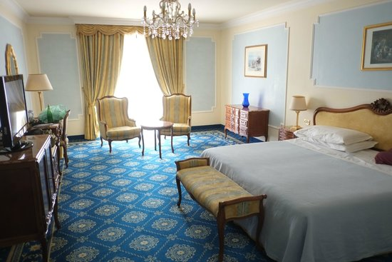 Abano Grand Hotel: My Room