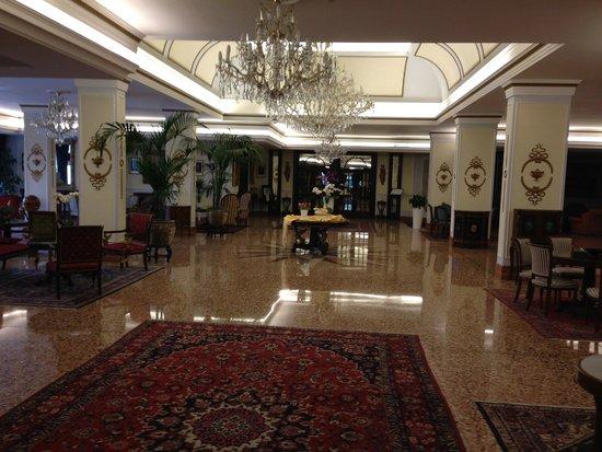 Abano Grand Hotel: Lobby