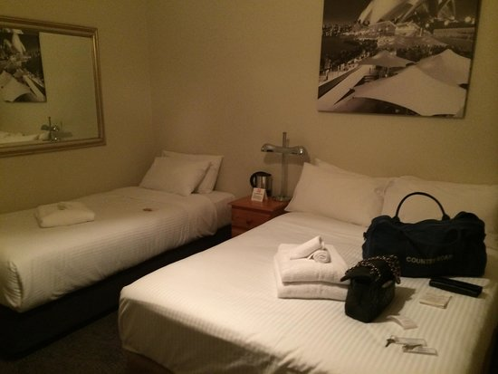 Neutral Bay Motor Lodge: Room 10