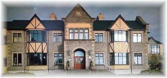 Knockranny House Hotel: the Hotel.