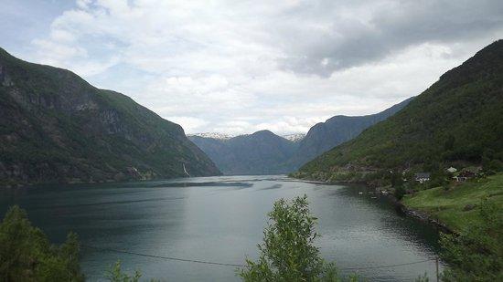 Flåm Hiking AS : Views are fantastic everywhere ! ! !