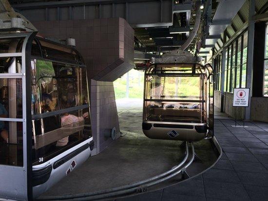 Vail Marriott Mountain Resort: Eagle Bahn Gondola 1