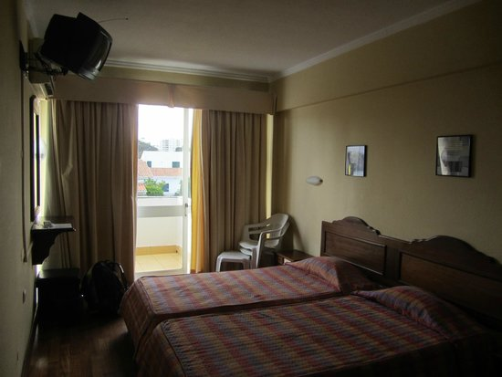 Montemar: комната