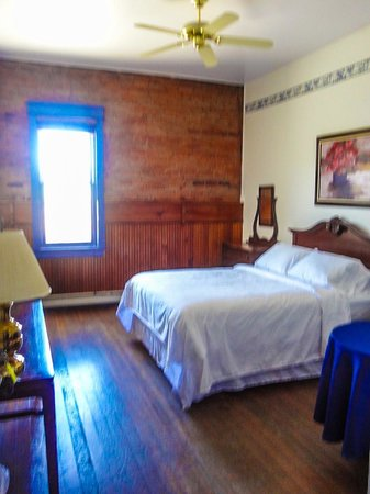 Creede Firemens Inn: Room 2
