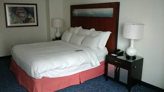Renaissance Boston Waterfront Hotel: Standard King Room