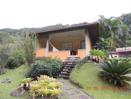 Villa Sao Romao: Chalé do alto