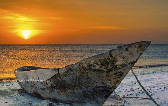 Pongwe Bay Resort: Sunset at Kendwa