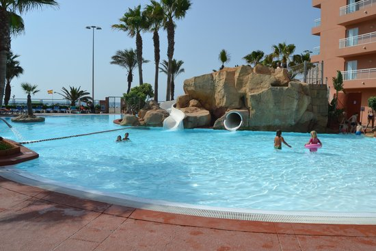 Playaluna Hotel : piscina