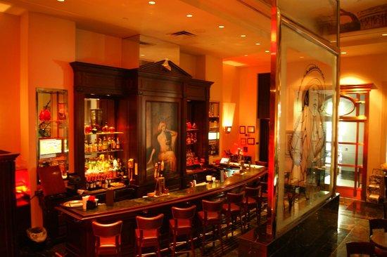 Gaby Brasserie Francaise: bar