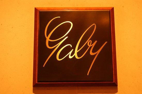 Gaby Brasserie Francaise: gaby