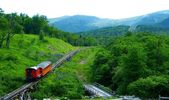 The Mount Washington Cog Railway : Choo Choo