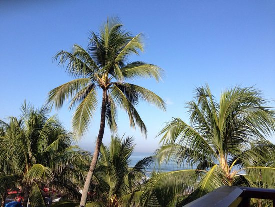 Legian Beach Hotel: Perfect day in paradise