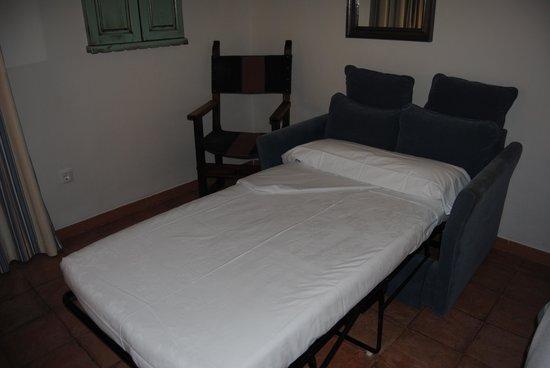Parador de Almagro: cama supletoria