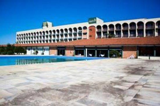 Ravena Cassino Hotel : Frente Hotel