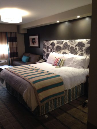 The Kenilworth Hotel: My room