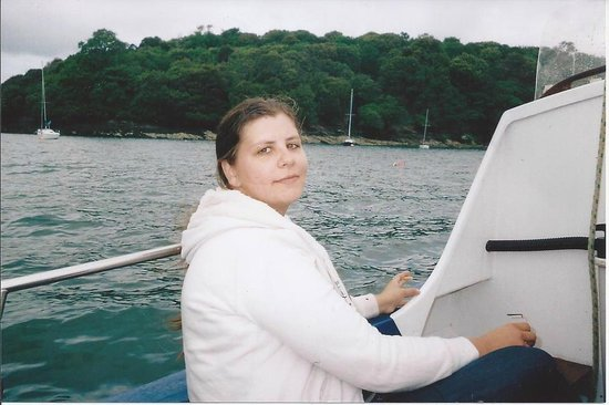 Falmouth Boat Hire: was just enjoying the trip and will do it again