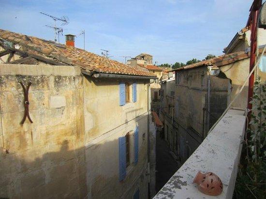El Cuarto de Van Gogh - Picture of L\'Aubergine Rouge, Arles ...