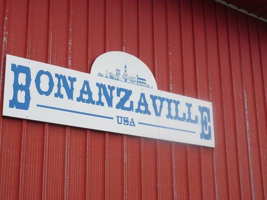 Bonanzaville USA: Bonanazaville - historic village, interesting museums, Fargo, North Dakota