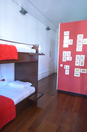 Gallery Hostel : 6-bed mixed dorm