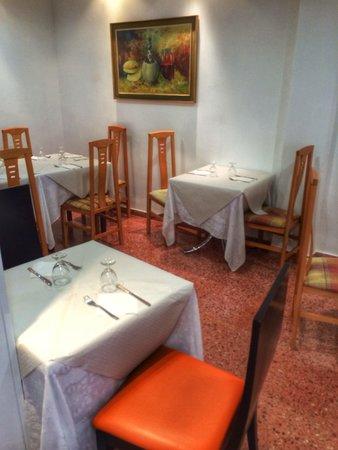 Hotel Primavera: столовая