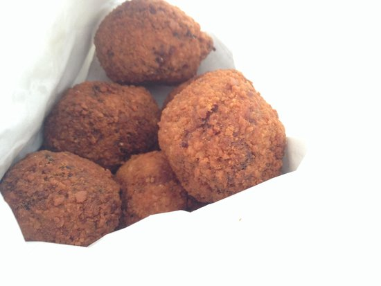The Boudin Shop & Country Store: Pork Boudin Balls