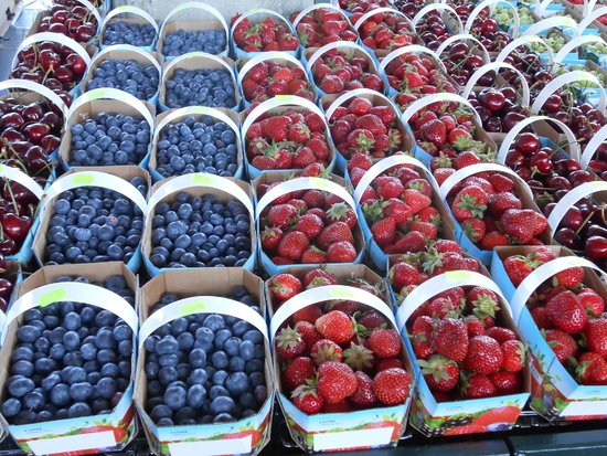 Marché Jean-Talon (Jean-Talon Market) : The freshest produce!